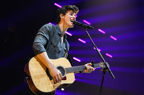 Zerchoo Music  Shawn Mendes Gets Warm Reception At