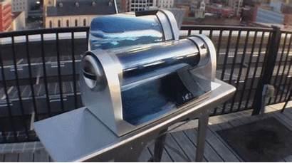 Grill Gosun Solar Oven Gadgets Kickstarter Animation