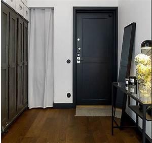 Peindre Un Couloir : peinture couloir conseils selon la taille du couloir ~ Dallasstarsshop.com Idées de Décoration