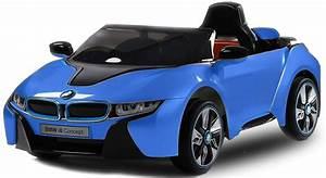 Voiture Bmw Enfant : voiture lectrique enfant bmw i8 bleu ~ Medecine-chirurgie-esthetiques.com Avis de Voitures