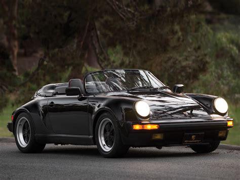 porsche speedster porsche 911 speedster 1989 sprzedane giełda klasyków