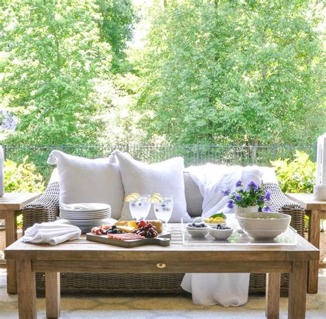 Design Tips Outdoor Entertaining by 7 Tips For Easy Summer Entertaining Home