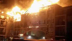 Early morning condo fire caused $8 million in damages ...