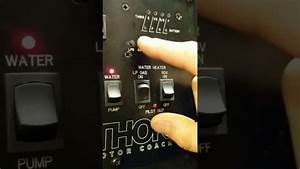 Thor Control Panel Walkthrough