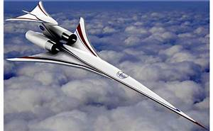 NASA is on a 'QueSST' to Bring The World a New Supersonic ...