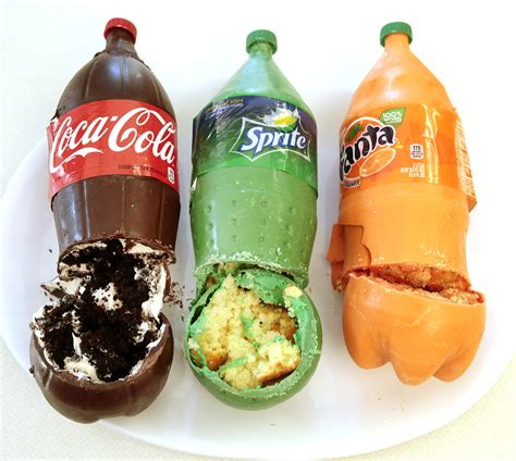 soda cake how to make cakes that look exactly like pop bottles no kidding the great indoors with tracy