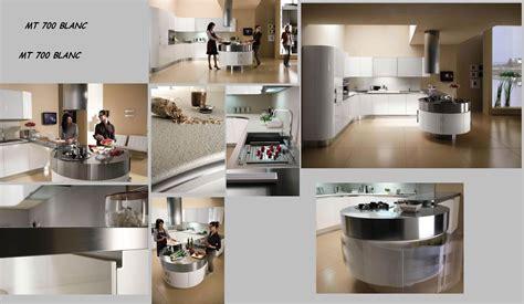 cuisine de luxe cuisine ronde 15 photo de cuisine moderne design
