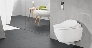 Villeroy Boch Dusch Wc : dusch wc sitze von villeroy boch ~ Sanjose-hotels-ca.com Haus und Dekorationen
