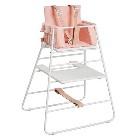 chaise haute bebe fille harnais de sécurité pour chaise haute towerchair naturel et