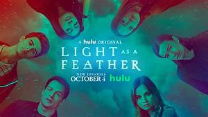 What Is Violet In Light As A Feather Watch Light As A Feather Gets Season 2b Premiere Date