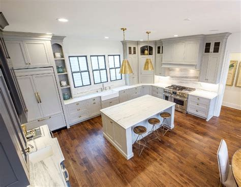 kitchen designers seattle transitional family home with grey kitchen home bunch 1474