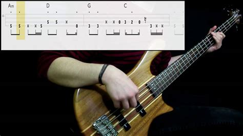 hot love tabs red hot chili peppers sick love bass cover play along