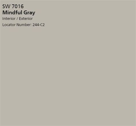 25 best ideas about mindful gray on sherwin