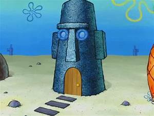 Image - Squidward's House in the Beginning png
