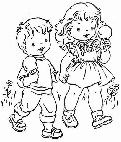 Coloring Pages Outdoor Outdoors Fun Spring Adults