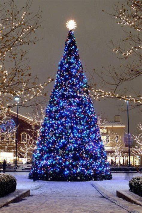 awesome christmas tree ph blue pinterest