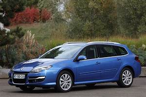 2011, Renault, Laguna, Facelift, Images, Released