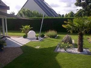 Paysager Son Jardin : paysagiste orleans 45000 prix et devis jardin paysager loiret ~ Dallasstarsshop.com Idées de Décoration