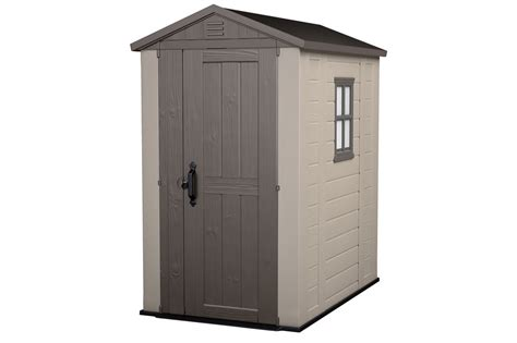 keter 6 x 6 plastic shed 4x6 outdoor garden storage shed keter