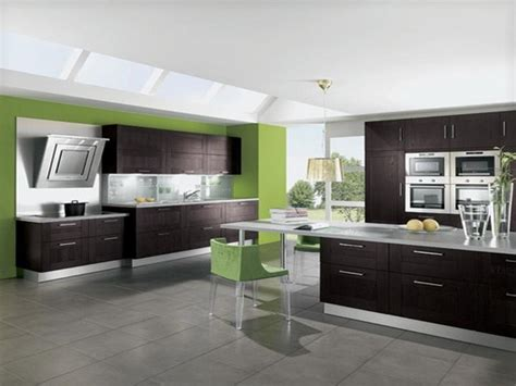 Bloombety  New Green Kitchen Decorating Ideas New Kitchen