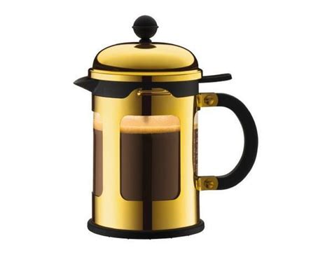 Coffee geek gives us a quick lesson in press pot history Bodum 4 Cup French Press Instructions