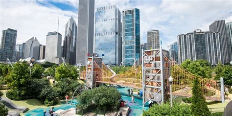 Beautiful Chicago Parks to Visit this Summer by Hotel EMC2