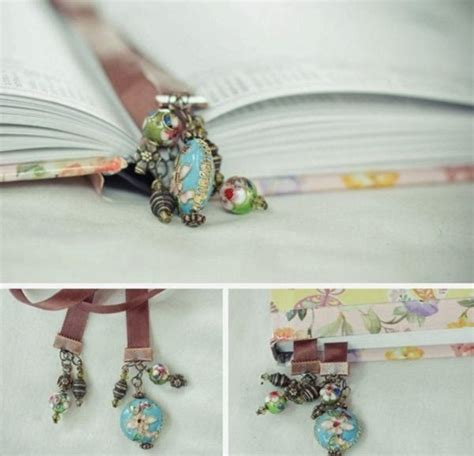 diy bookmark ideas  pinterest   easy  craft