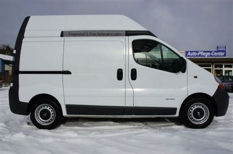 Renault Master Or Traffic, Which Bigger?