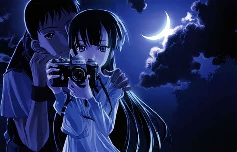 Moon phase was a manga series started by keitarō arima in 2000. Tsukuyomi: Moon Phase Computer Wallpapers, Desktop ...