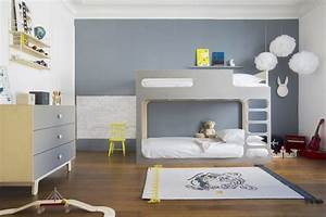 chambre enfant 2 victor louise petit sixieme With idee chambre petit garcon