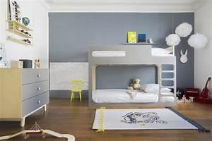 Lit Enfant 4 Ans : chambre enfant 2 victor louise petit sixi me ~ Teatrodelosmanantiales.com Idées de Décoration