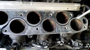 Knock Sensor And Lower Intake Manifold Removal