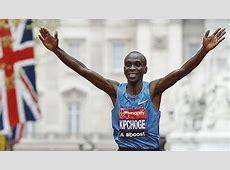 Marathon de Berlin Le Kenyan Eliud Kipchoge remporte l