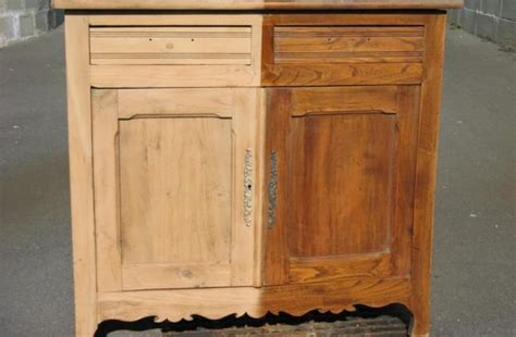 meuble cuisine renovation decapage a sec aerogommage 100 ecologique