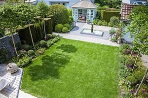 Gartengestaltung Kleine Gärten Bilder : kleiner garten small garden idea belgisch englischer ~ Lizthompson.info Haus und Dekorationen