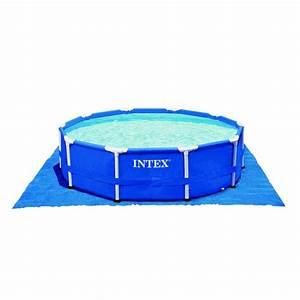 Bache De Sol : b che de sol pour piscine intex jusqu 39 m ~ Melissatoandfro.com Idées de Décoration