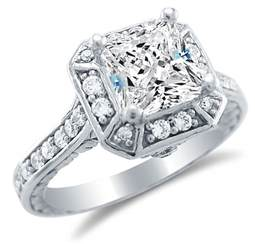 white gold engagement rings design wedding rings engagement rings gallery 14k white gold solitaire cubic zirconia