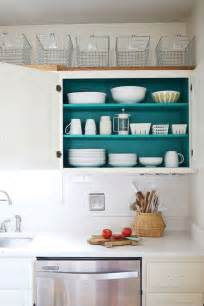 kitchen ideas on a budget for a small kitchen nesting colored kitchen cabinets a beautiful mess