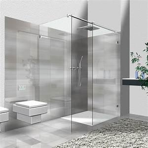 Walk In Dusche : walk in dusche wi 4 2 teilige eckl sung ~ One.caynefoto.club Haus und Dekorationen