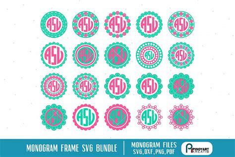 monogram svgmonogram svg filemonogram clip art  monograms design bundles