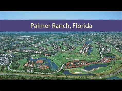 palmer ranch south sarasota florida neighborhood youtube