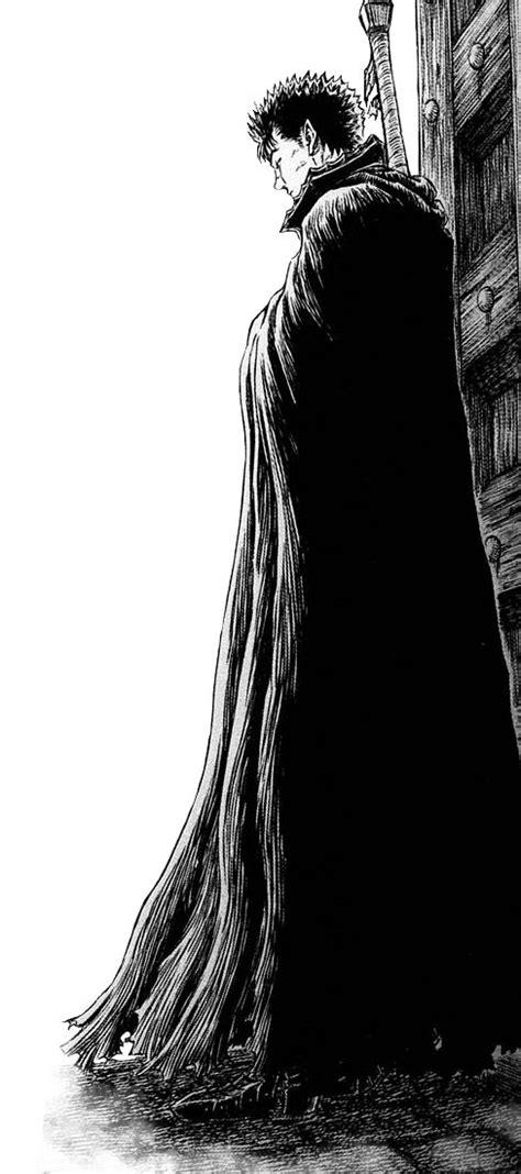 berserk guts dark  brooding