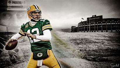 Rodgers Aaron Packers Bay Brett Favre Wallpapers