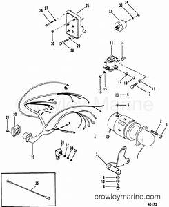 Mercruiser 57 Starter Wiring Diagram