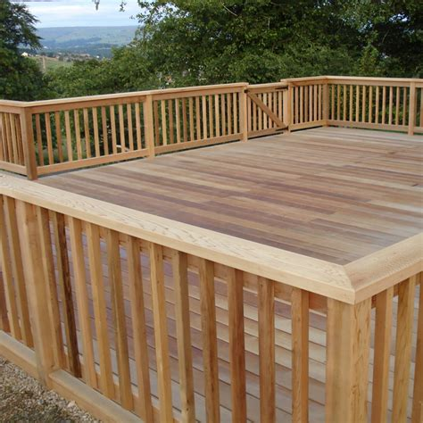 wood porch railing durability of wood deck railing ideas doherty house