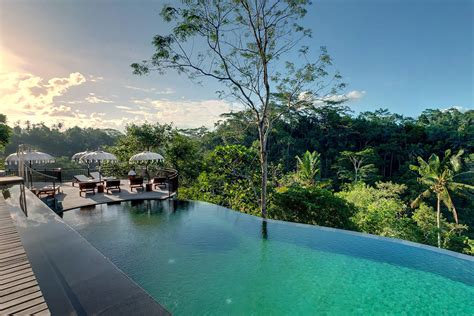 Infinity Pool In Bali Home Design