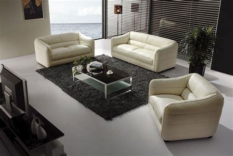 Beige Leather Sofa Set by Beige Leather Sofa Set Vg71 Leather Sofas