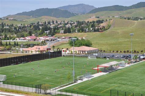 Muscle Milk Fields at Mustang Soccer, Danville, CA ...