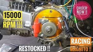 Racing Magneto   Cdi 100 - 160cc