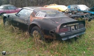 Barn Find Cars